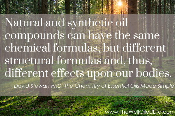 Natural and Synthetic Oils