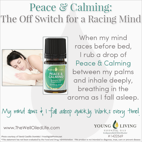 Peace and Calming Racing Mind