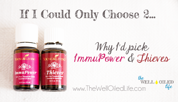 immupower thieves essential oil