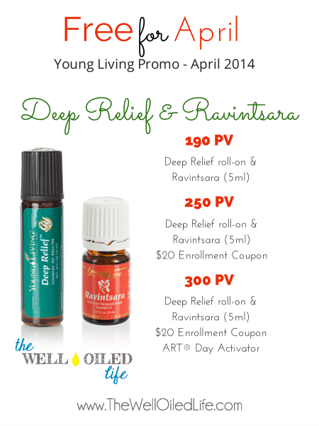 Young Living April 2014 Prom
