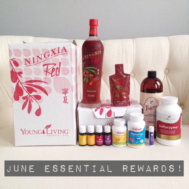 June Essential Rewards