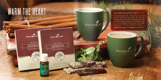 My Favorite Young Living Christmas Gift Ideas | The Well Oiled .