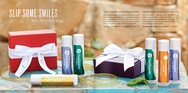 Young Living Lip Balm