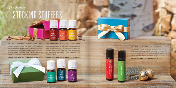 Essential Oil Gift Sets