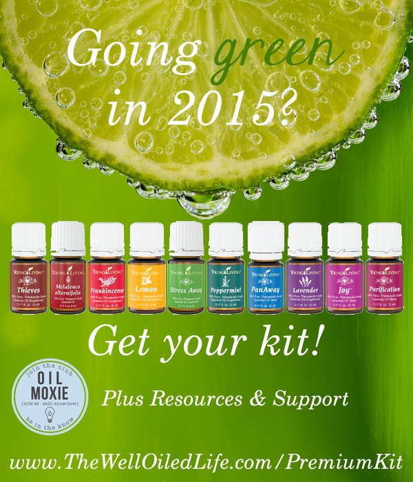 Going Green in 2015? Get Your Kit!