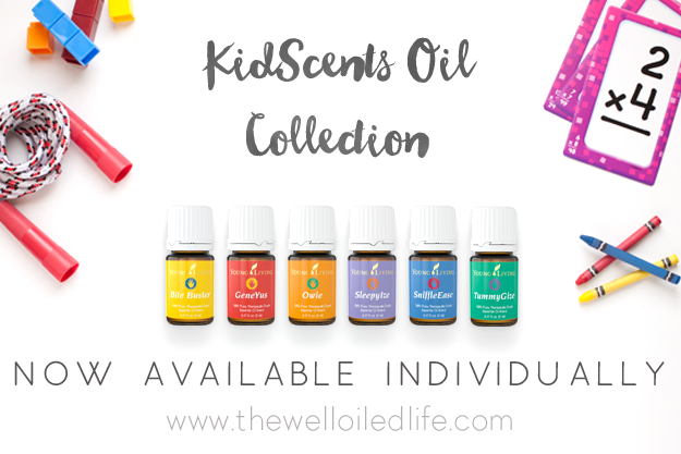 KidScents Oils Now Available Individually
