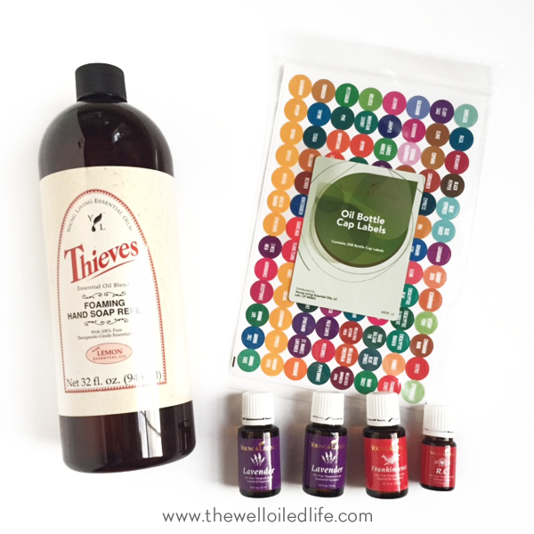 May Young Living Essential Rewards