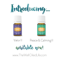 Valor II and Peace & Calming II