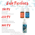 Young Living Essential Oils July 2015 Promotion