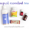August Essential Rewards