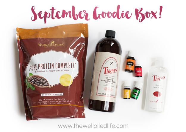 September Essential Rewards