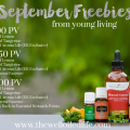 Young Living September Monthly Promotion