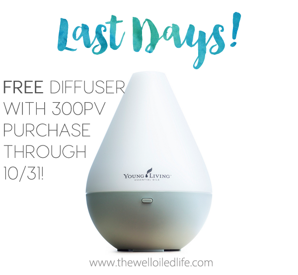 Last Days for a Free Diffuser