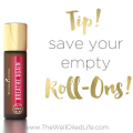 Save Your Empty Roll-Ons!