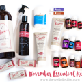 November Essential Rewards