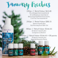 January 2015 Young Living Promotion