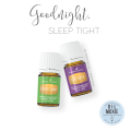 Goodnight Sleep Tight Essential Oil Recipe