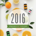 Young Living 2016 Product Guide