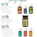 April Young Living Monthly Promotion