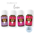 Embrace Love Essential Oil Recipe