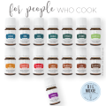 Essential Oils For People Who Cook