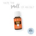 Hate the Smell of an Oil? Add Orange!