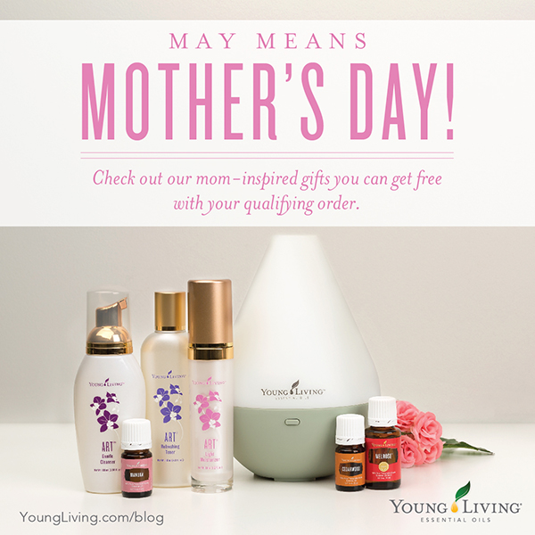 Young Living May 2016 Promo