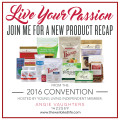 2016 New Young Living Product Recap