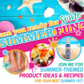 Essential Oil Summer Fun