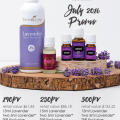 Young Living July Promotion