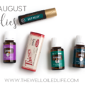 My August Goodie Box (aka Essential Rewards Order)!