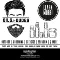 Essential Oils for Men! Oils for Dudes Class