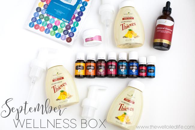 September Wellness Box