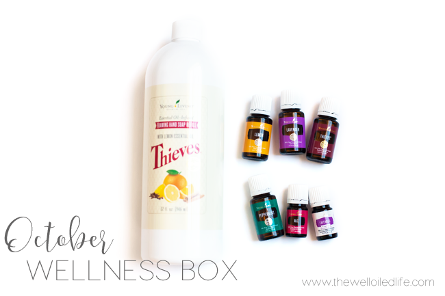 October Wellness Box