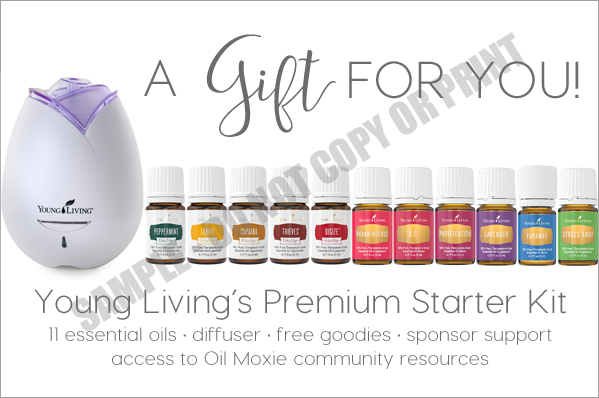 Young Living Gift Certificate