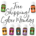 Free Shipping on Young Living for Cyber Monday!