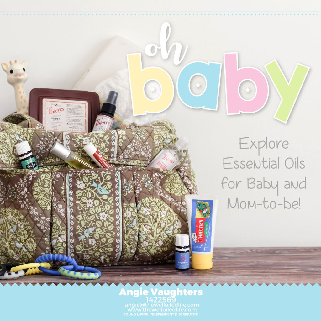 Essential Oils for Moms and Babies