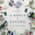 Young Living's 2017 Holiday Catalog
