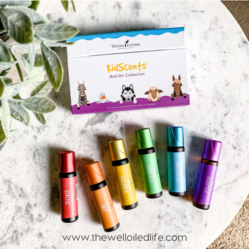 Young Living Kidscents Roll-On Collection