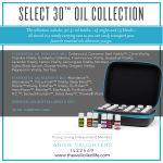 Young Living Select 30 Oil Collection