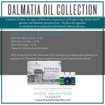 Young Living Dalmatia Oil Collection