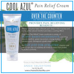 Young Living Cool Azul Pain Relief Cream