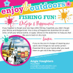 Fishing Fun with Essential Oils