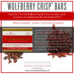Young Living Wolfberry Crisp Bars