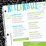 Rollerball essential oil recipes for kids and the new school year